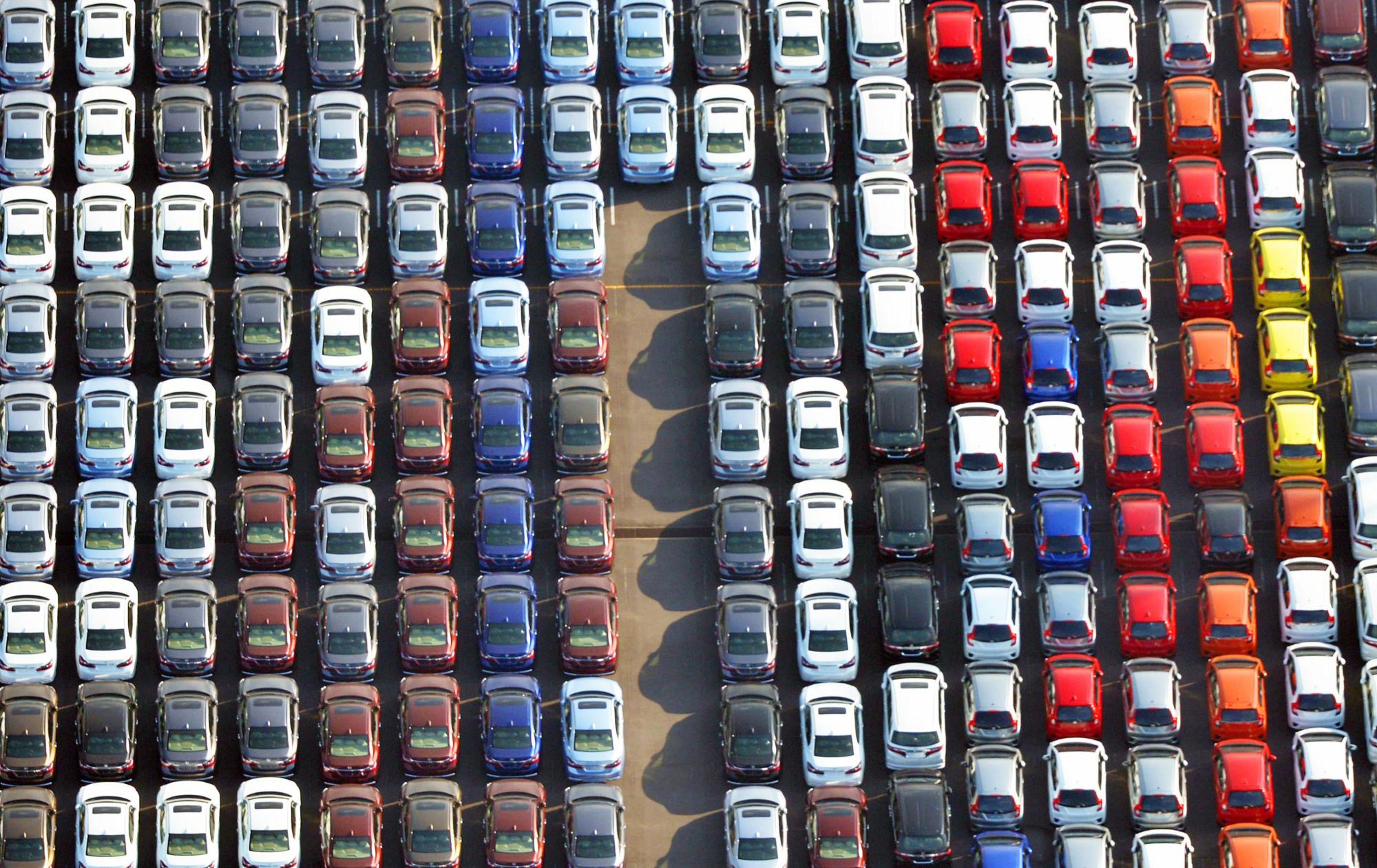 Samochody popsute od nowości