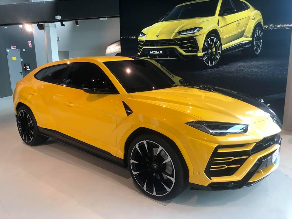 """Lamborghini Urus - """"Kup teraz"""""""