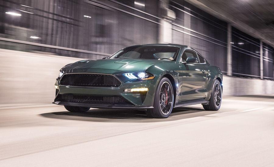 Mustang Bullitt - zielona legenda powróciła