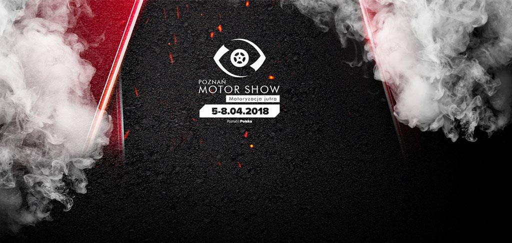 60 polskich premier podczas Poznań Motor Show 2018